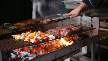 BBQ  Menus menus Glasgow and Edinburgh Catering