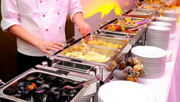 Hot Buffet Meals menus Glasgow and Edinburgh Catering